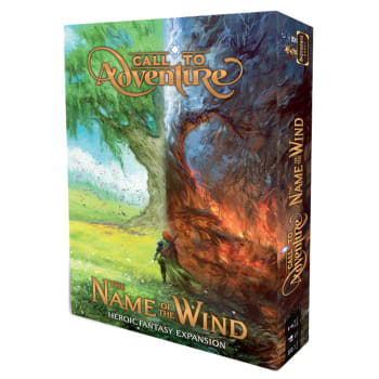 Call to Adventure: Name of the Wind Expansion