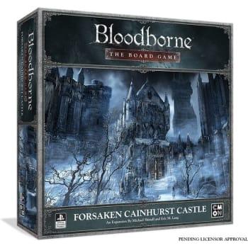 Bloodborne: Forsaken Cainhurst Castle Expansion