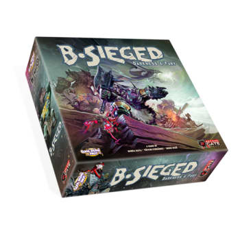 B-Sieged: Darkness and Fury Expansion