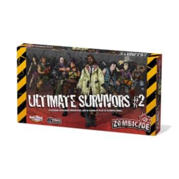 Zombicide: Ultimate Survivors #2