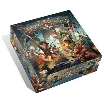Rum & Bones: Core Box