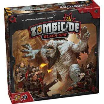 Zombicide: Invader -  Black Ops Expansion