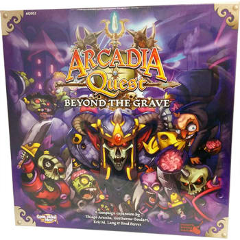 Arcadia Quest: Beyond The Grave Campaign