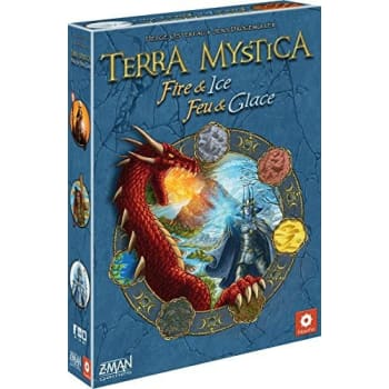Terra Mystica: Fire & Ice Expansion (Z-Man Version)