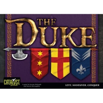 The Duke: Reinforcements - Command Troops Expansion