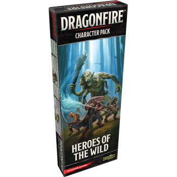 Dragonfire Character Expansion Pack: Heroes of the Wild
