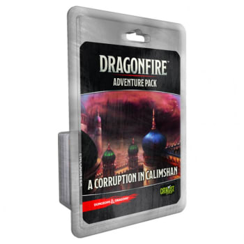Dragonfire Adventures: A Corruption in Calimshan Expansion