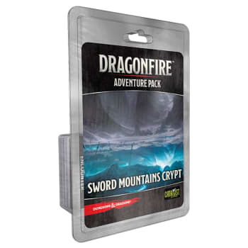 Dragonfire Adventures: Sword Mountains Crypt Expansion