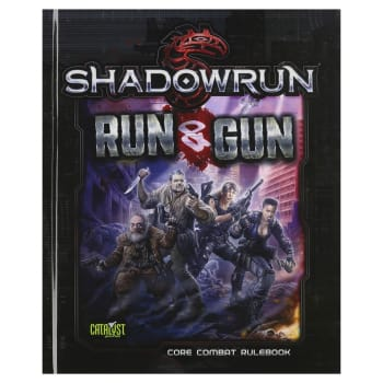 Shadowrun 5th Edition Run & Gun Core Combat Softcover