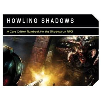 Howling shadows SHADOWRUN 5th Ed Exp-Brand New /& Sealed