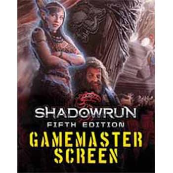 Shadowrun 5th Edition GM Screen