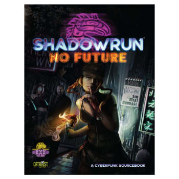 Shadowrun 5th Edition: No Future
