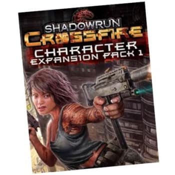 Shadowrun Crossfire: Character Expansion Pack 1
