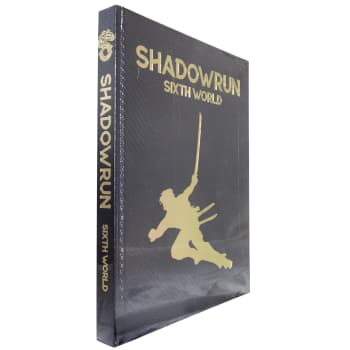 Shadowrun 6th Edition Core Rulebook Limited Edition