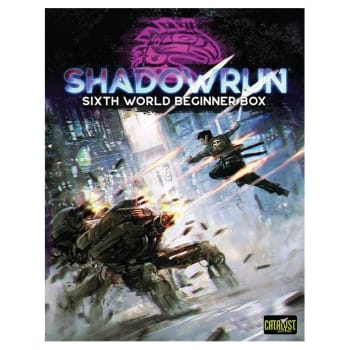 Shadowrun 6th Edition: Beginner Box Set