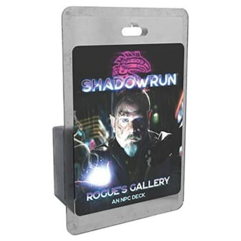 Shadowrun 6th Edition: Rogues Gallery - An NPC Deck