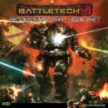 BattleTech: Introductory Box Set (Improved Reprint)