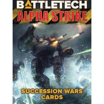 BattleTech: Alpha Strike Deck: Succesion Wars