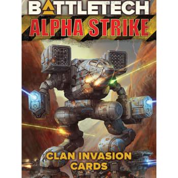 BattleTech: Alpha Strike Deck: Clan Invasion