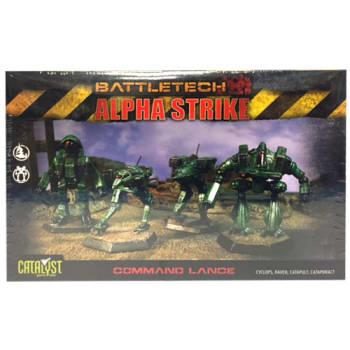 BattleTech: Alpha Strike: Command Lance Pack