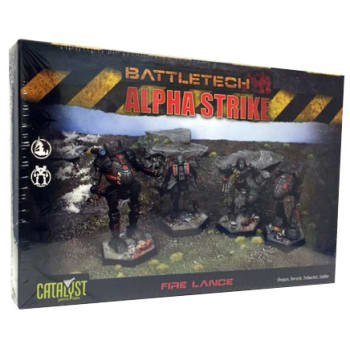 BattleTech: Alpha Strike: Fire Lance Pack
