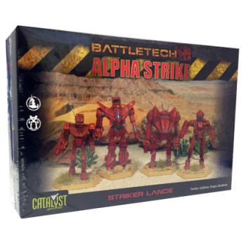 BattleTech: Alpha Strike: Striker Lance Pack