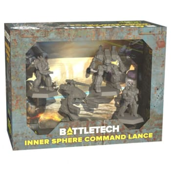 BattleTech: Inner Sphere Command Lance Force Pack