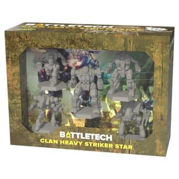 BattleTech: Clan Heavy Striker Star Force Pack