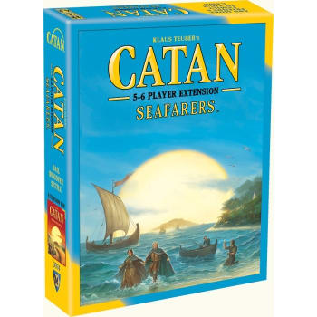 Catan: Seafarers 5-6 Player Extension 5th Edition