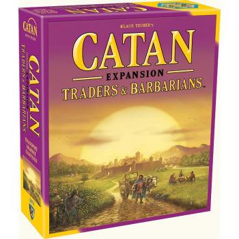 Catan: Traders & Barbarians Expansion 5th Edition