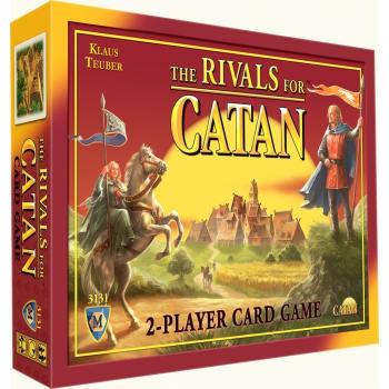 Catan: Rivals for Catan Card Game