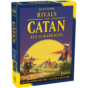 Catan: Rivals for Catan: Age of Darkness Expansion