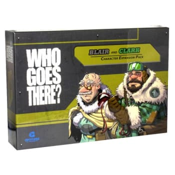 Who Goes There?: Blair and Clarke Character Expansion Pack