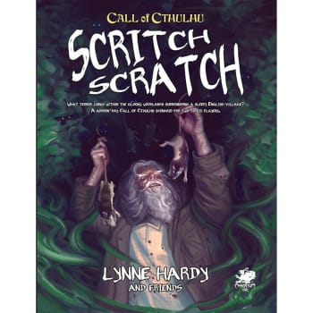 Call of Cthulhu: Scritch Scratch (7th Edition)