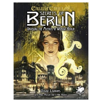 Call of Cthulhu - Berlin: The Wicked City (7th Edition)