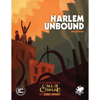 Call of Cthulhu: Harlem Unbound (7th Edition)