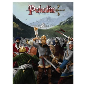 PALADIN: Warriors of Charlemagne - Adventures