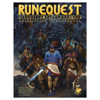 RuneQuest: Roleplaying in Glorantha Core Rulebook