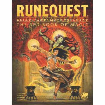 RuneQuest: The Red Book of Magic
