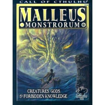 CALL OF CTHULHU RPG MALLEUS MONSTRORUM PDF