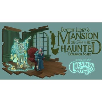 Doctor Lucky's Mansion that is Haunted Expansion