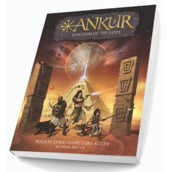 Ankur: Kingdom of the Gods - Core Rules