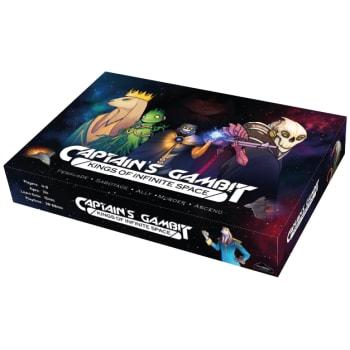 Captain's Gambit: Kings of Infinite Space
