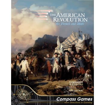 Commands and Colors Tricorne: The American Revolution - The French and More Expansion