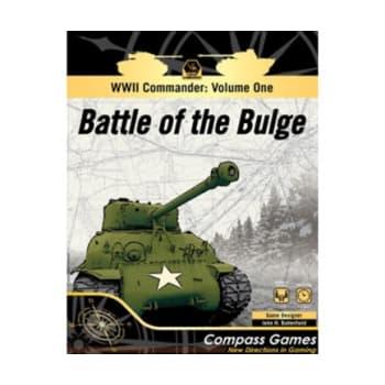 World War II Commander: Battle of the Bulge