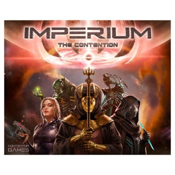 Imperium: The Contention (Retail Edition)
