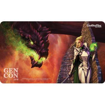 Commemorative  Gen Con 2018 Play Mat