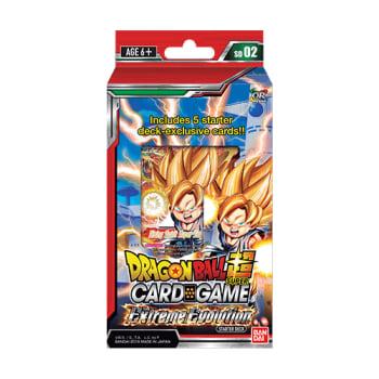 Dragon Ball Super TCG - The Extreme Evolution - Starter Deck