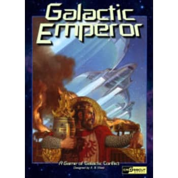 Galactic Emperor Board Game