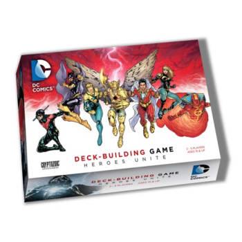 DC Comics DeckBuilding Game: Heroes Unite
